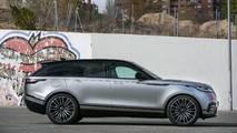 Prueba Range Rover Velar 2018