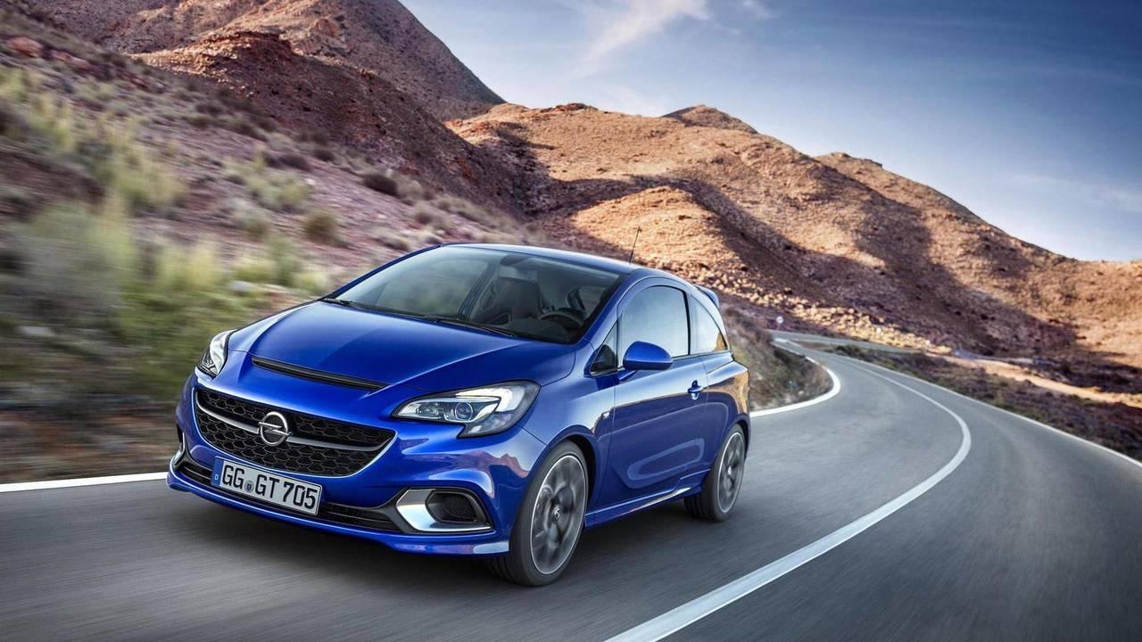 207 CV: Opel Corsa OPC 2018