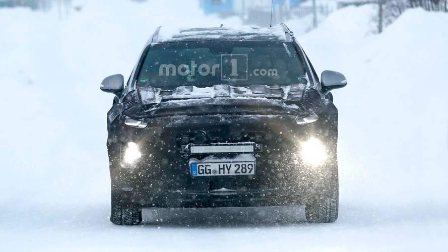 Hyundai Santa Fe 2019 - Flagra