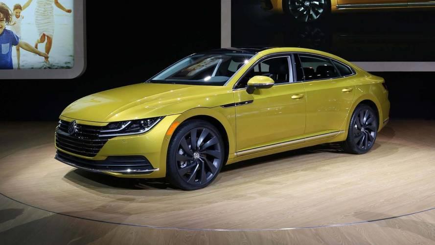 Volkswagen Arteon To Be Brand's U.S. Flagship