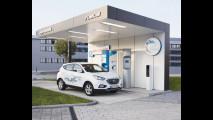 Hyundai, prima stazione di rifornimento di idrogeno 006