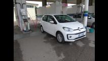 Volkswagen eco up!, test di consumo reale Roma-Forlì 001