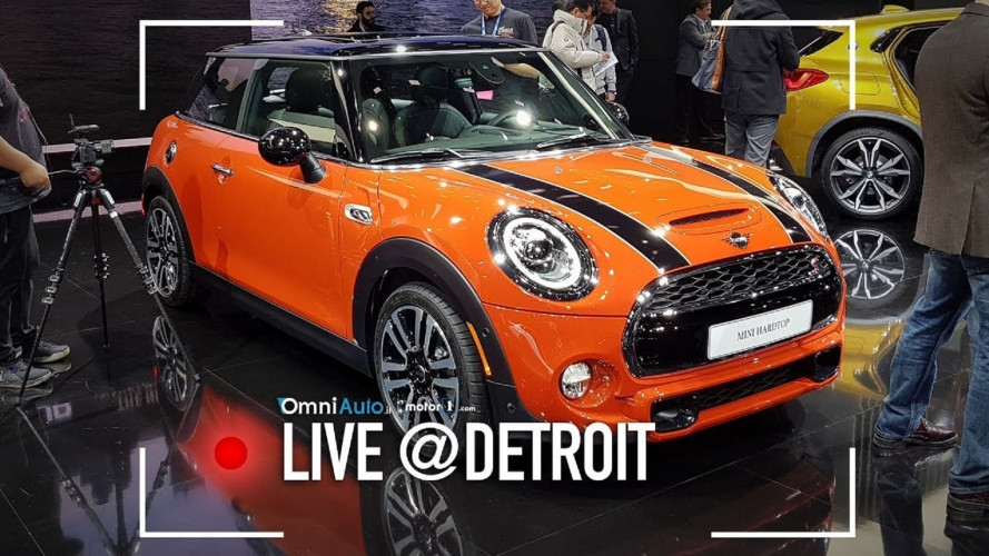 MINI, più british con il restyling