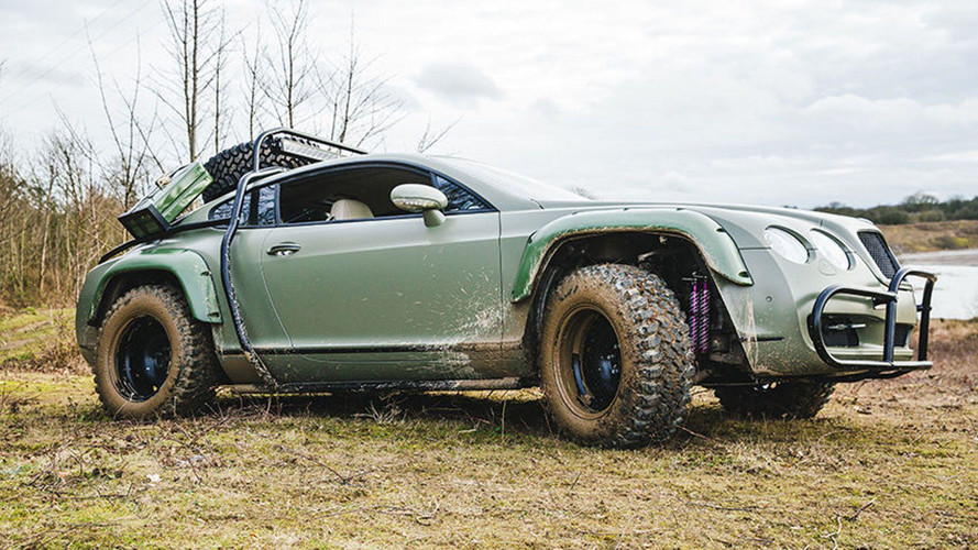Bentley Continental GT Rally Edition Sold For $54K [UPDATE]