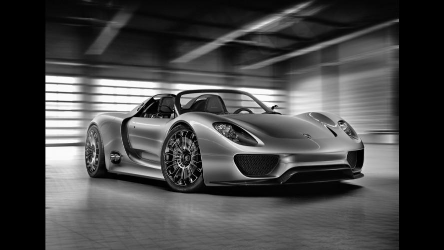 Porsche assumerà 100 nuovi ingegneri