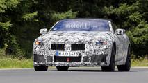BMW M8 Convertible casus fotoğraflar