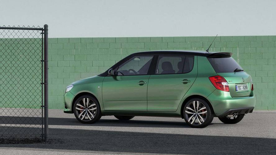 Skoda Fabia To Get Hybrid Sports Version After 2020?