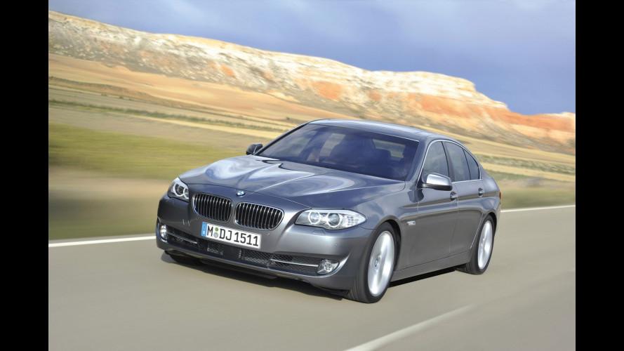 BMW farà un'elettrica solo per la Cina