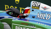 Mick Schumacher Benetton F1-9