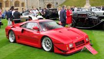 The Ferrari 288 GTO Evoluzione