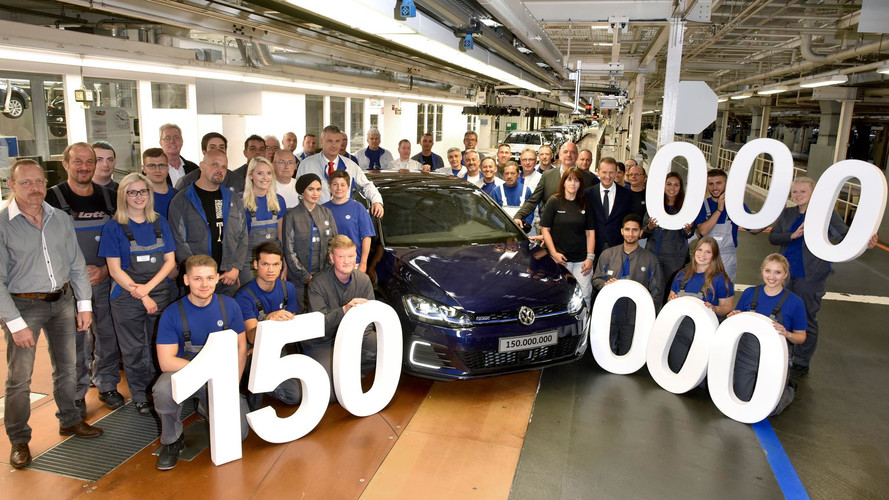 VW Builds Its 150 Millionth Vehicle