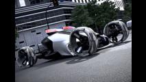 Hankook Tyres al Salone di Francoforte