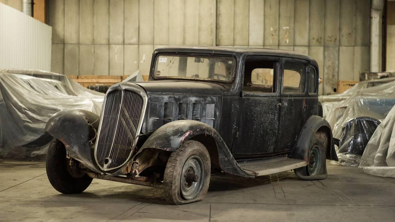 1933 Citroen Rosalie 10 NH