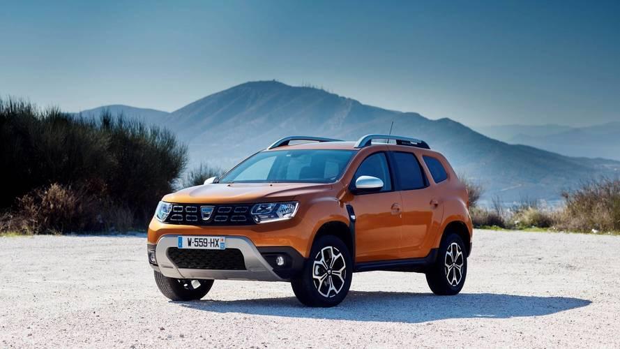 Yeni Dacia Duster'ın donanım paketleri ve fiyatları belli oldu