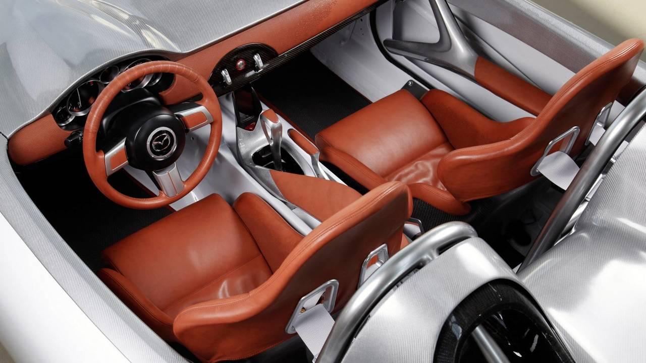 Mazda MX-5 NC Superlight konsepti