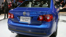 VW Jetta TDI Clean Diesel Unveiled at Los Angeles Motor Show
