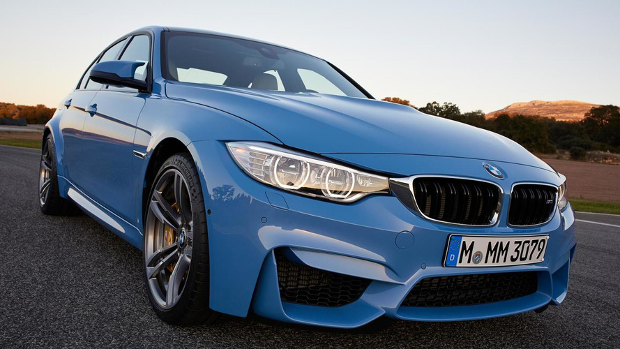2015 BMW M3 and M4 pricing announced (US)