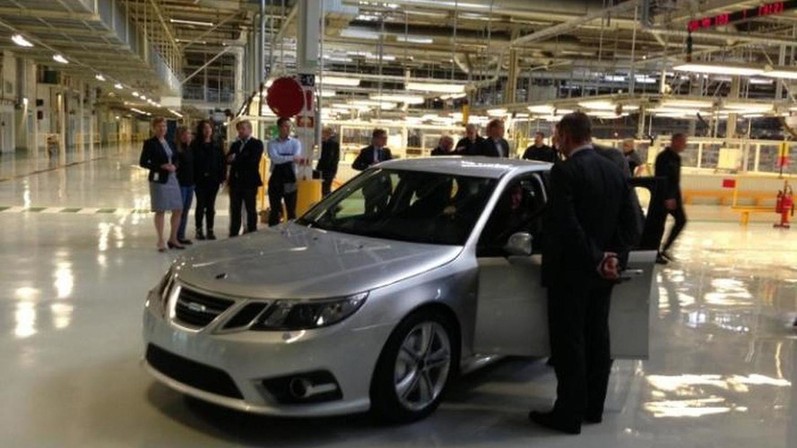 SAAB officially back on the map, 9-3 production in Sweden to resume on Monday