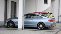 2014 BMW Alpina B4 Biturbo Coupe spy photo 18.9.2013