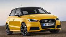 2014 Audi S1 leaked picture