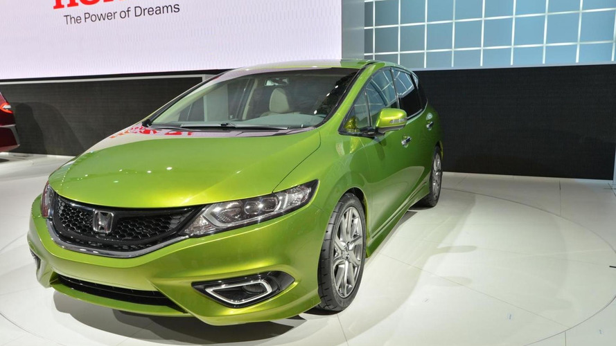 Honda Concept S turns into JADE at Auto Shanghai