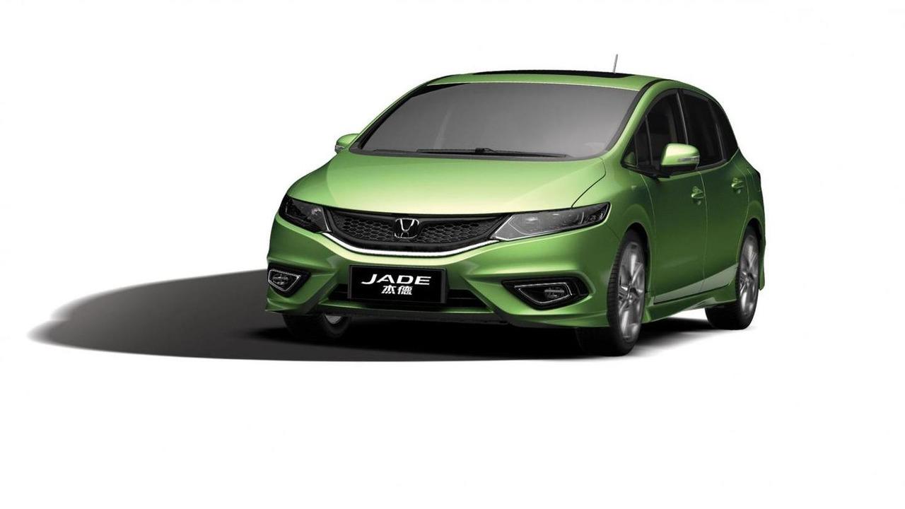 2013 Honda Jade 20.04.2013