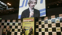 Damon Hill at Autosport International