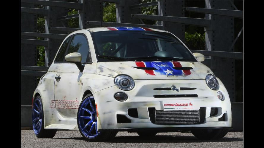 Captain Americas Dienstwagen