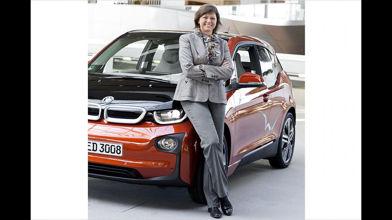 Ilse Aigner: BMW i3