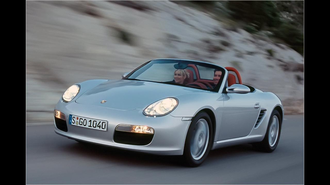 Porsche Boxster (987; 2004-2012)