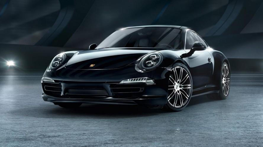 Galeria: Porsche divulga imagens dos novos 911 e Boxster Black Edition