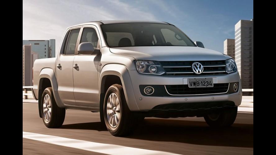 VW é processada pelo Ministério da Justiça por fraude em emissões da Amarok