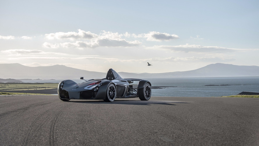 BAC Mono, McLaren P1 GTR'dan daha hızlı