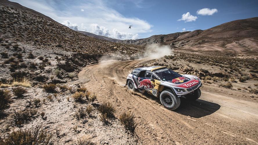 Le Pérou de retour sur le parcours du Dakar en 2018
