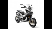 Segredo: Vazam imagens de patente do scooter aventureiro da Honda