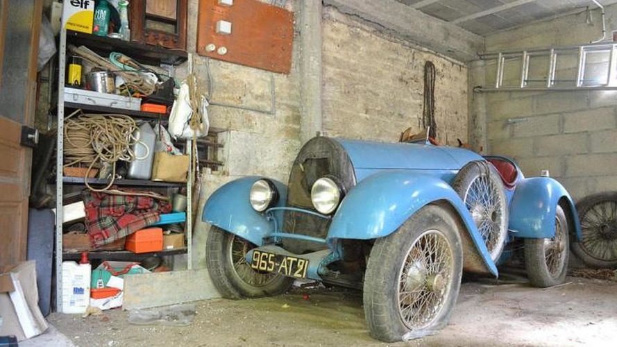 One of only 12 Bugatti Brescias going on sale