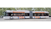 TOSA electric bus