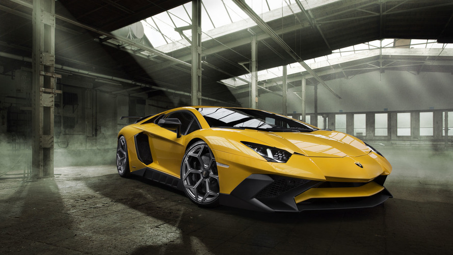 Lamborghini Aventador LP 750-4 Superveloce tuned to 786 hp
