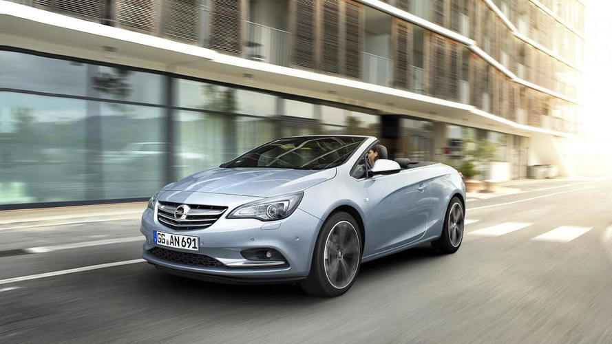 opel cascada supreme to show off cosmetic tweaks in paris. Black Bedroom Furniture Sets. Home Design Ideas