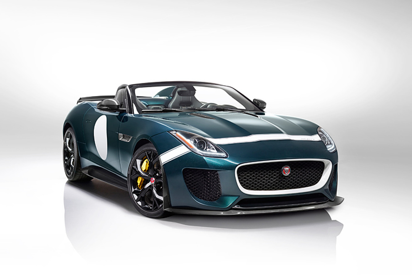 Jaguar Wants to Build an Even Prettier F-Type Project 7