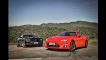 Subaru desmente especulações e garante que cupê BRZ terá segunda geração