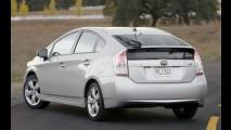 Toyota comemora 10 anos do híbrido Prius nos Estados Unidos