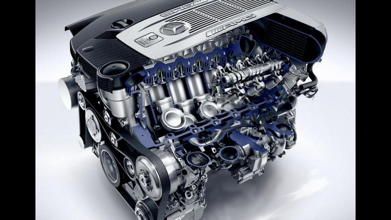 Mercedes S65 AMG Coupé impressiona pelo visual e motor V12 de 630 cavalos
