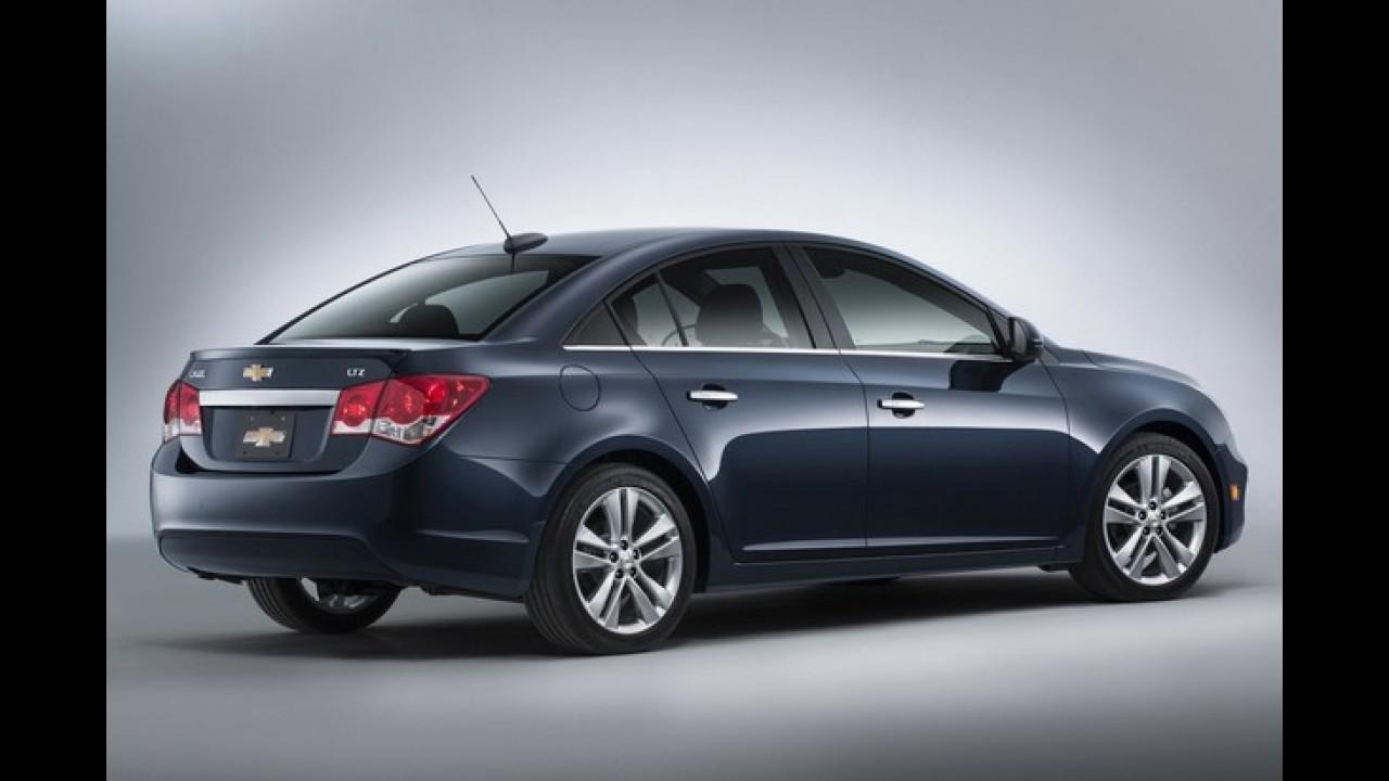 GM lançará novos modelos a diesel nos EUA, apesar do fracasso do Cruze CTD