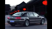 Nova geração do Phaeton está em desenvolvimento, confirma chefão da VW