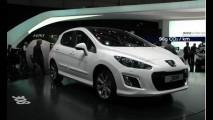 Peugeot 308 renovado é apresentado em Genebra e também chegará ao Brasil