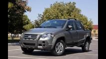 Fiat Strada Cabine Dupla poderá ganhar inédita versão com quatro portas