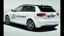 Elétrico: Audi revela o A3 e-tron