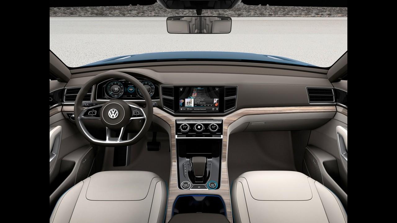 Chefão da Volks diz que SUV de sete lugares será nova referência no segmento