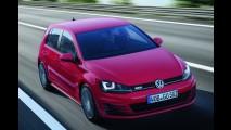 Volkswagen revela detalhes do novo Golf GTD - Modelo tem motor de 184 cv e consumo de 24 km/l